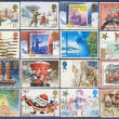 Postage stamps. — Stock Photo #4697579