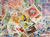 Posta pulları — Stok fotoğraf