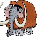 Mammoth — Stock Photo