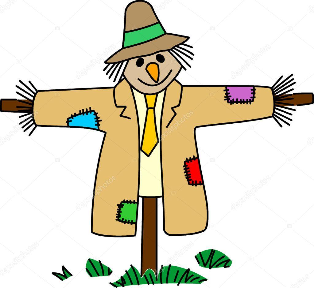 scarecrow hat clipart - photo #43