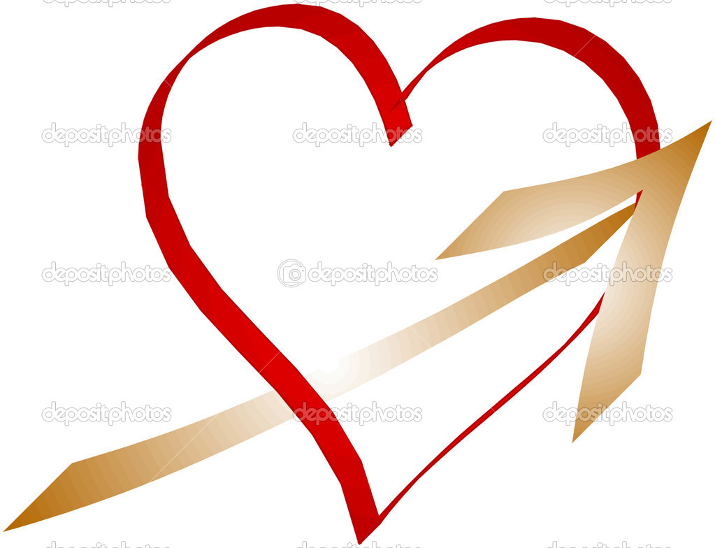 Abstract Heart  Stock Vector #4671629