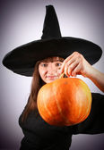 A Witch — Stock Photo