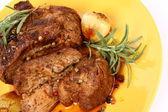 Roast pork — Stock Photo