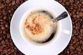 Kahve fincan — Stok fotoğraf