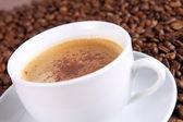 чашка кофейная — Стоковое фото