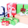 Christmas Gifts — Stock Photo
