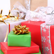 Christmas Gifts — Stock Photo #4219500