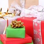 Christmas Gifts — Stock Photo #4219500