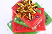 Kupie prezenty — Zdjęcie stockowe