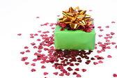 Cadeau romantique — Photo