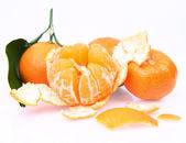 Mandarin oranges — Stock Photo