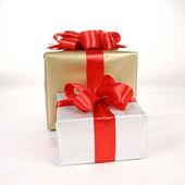 подарки — Стоковое фото
