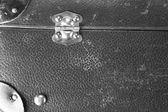 старинный чемодан — Стоковое фото
