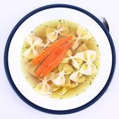 鶏スープ — ストック写真