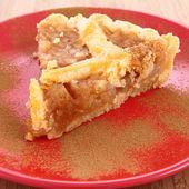Torta di mele — Foto Stock