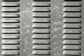 Metal background — Stockfoto