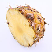 Half of a Pineapple — Stock Photo