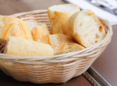Little roll breads — Stock Photo