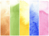 Texture watercolor background painting — Stock Photo