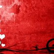 Royalty-Free Stock Photo: Sweetheart background
