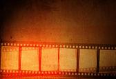 Grunge Film Frame effect — Stock Photo