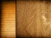 Legno sfondo sgangherata — Foto Stock