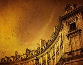 Krásná pařížské ulice — Stock fotografie