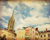 Parisian streets — Stock Photo