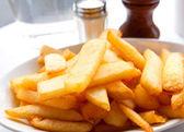 Franse frietjes aardappelen — Stockfoto