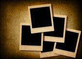 Vintage instant photo — Stockfoto