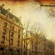 Old-fashioned paris france — Stock Photo #5127534