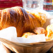 Royalty-Free Stock Photo: Fresh croissant