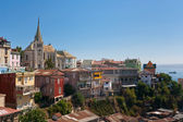 Area of Valparaiso, Chile — Stock Photo