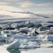 Jokulsarlon lake - Iceland — Stock Photo