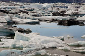 Jokulsarlon lake - Iceland. — Stock Photo