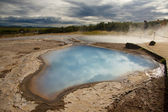 Geothermal area - Iceland — Stock Photo