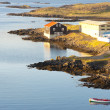 Stock Photo: Icelandic fishing town - Djupivogur