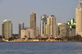 San Diego shoreline — Stock Photo