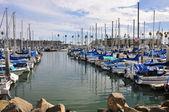 Oceanside harbor — Stockfoto