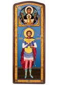 Saint eugene militinsky orthodoxe pictogram — Stockfoto