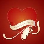 Valentine greeting card — Stock Vector #4769218
