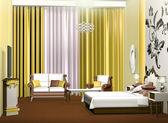 现代室内装饰 — 图库照片