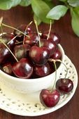Sweet cherry — Foto Stock