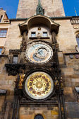 Prague Astronomical Clock -Prague Orloj — Stock Photo