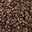 Elite coffee beans background — Stock Photo #3988093