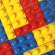 Royalty-Free Stock Photo: Lego background