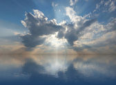 Silver Lining — Stock Photo