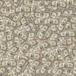 Business money background — Stock Photo