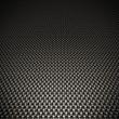 碳纤维纹理背景,黑色 — 图库照片