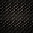 Carbon fiber background, black texture — Stock Photo #4618738